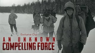 An Unknown Compelling Force 2021 Was The Tent Cut From The Inside Or Outside Exclusive Clip