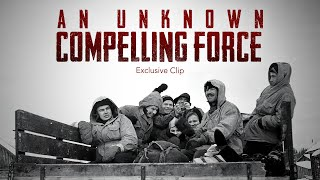 An Unknown Compelling Force 2021 Filmmaking Crews Expedition Hits Blizzard Exclusive Clip