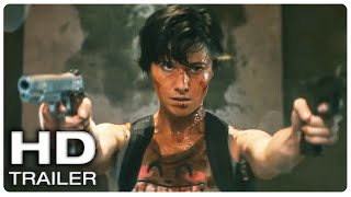 KATE Official Trailer 1 NEW 2021 Mary Elizabeth Winstead Woody Harrelson Action Movie HD