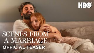 Scenes from a Marriage 2021 Official Teaser HBO