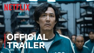 Squid Game Official Trailer Netflix