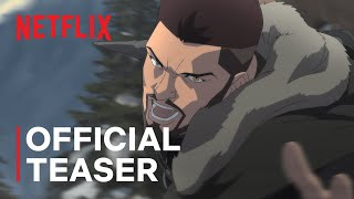 The Witcher Nightmare of the Wolf Official Teaser Netflix