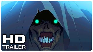 THE WITCHER NIGHTMARE OF THE WOLF Official Trailer 1 NEW 2021 Animated Movie HD