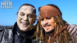 Go Behind the Scenes of Pirates of the Caribbean Dead Men Tell No Tales 2017