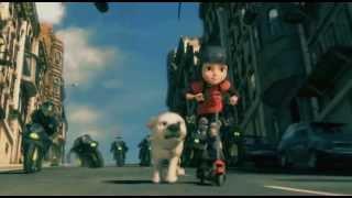 Bolt Official Trailer 1 HD