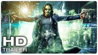 THE MATRIX 4 RESURRECTIONS Teaser Trailer 2 HD Keanu Reeves CarrieAnne Moss