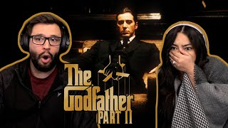The Godfather Part II 1974 First Time Watching Movie Reaction