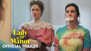 Lady of the Manor 2021 Movie Official Trailer Justin Long Melanie Lynskey
