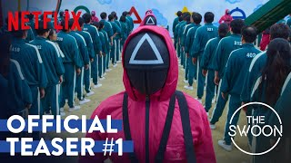 Squid Game Official Teaser 1 Netflix ENG SUB