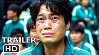SQUID GAME Trailer 2021 Netflix Thriller Series
