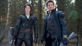 Hansel Gretel Witch Hunters Official Movie Trailer