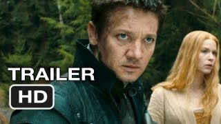 Hansel and Gretel Witch Hunters Official Trailer 1 2012 Jeremy Renner Gemma Arterton Movie HD