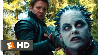 Hansel Gretel Witch Hunters 2013 You Move You Die Scene 410 Movieclips