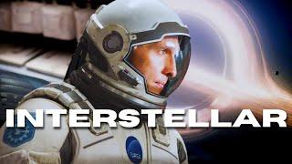 How Christopher Nolan Wrote Interstellar