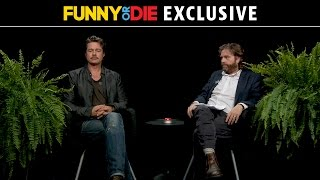 Brad Pitt Between Two Ferns with Zach Galifianakis