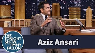 Aziz Ansaris RealLife Dad Is a Hit on Master of None