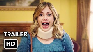 Ghosts CBS Haunting Trailer HD Rose McIver comedy series