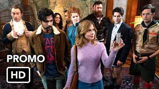 Ghosts CBS Promo HD Rose McIver comedy series