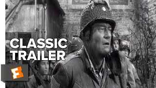 The Longest Day 1962 Trailer 1 Movieclips Classic Trailers