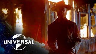 High Plains Drifter Clint Eastwood Sends Outlaws to Hell