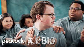 The AP Bio Cult Season 4 Clip AP Bio