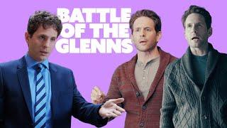 Glenn Howerton VS Glenn Howerton AP Bio The Mindy Project Comedy Bites
