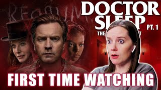 FIRST TIME WATCHING Doctor Sleep 2019 The Directors Cut Movie Reaction Part 1