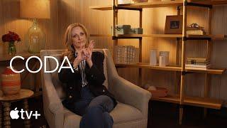 CODA Name Signs Apple TV