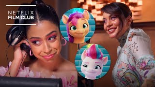 The Voices Behind My Little Pony A New Generation In The Booth Netflix
