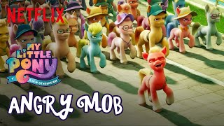 Angry Mob Song Clip My Little Pony A New Generation Netflix Futures
