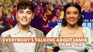Everybodys Talking About Jamie with Max Harwood and Lauren Patel Film QA