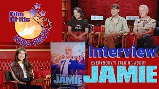 Zoe C interviews Jonathan Butterell Max Harwood Lauren Patel Everyones Talking About Jaime