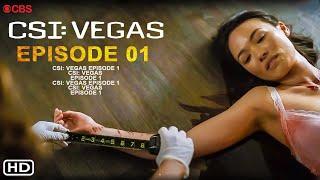 CSI Vegas Episode 1 Trailer 2021 CBS Release DateCastWilliam PetersenWallace Langham
