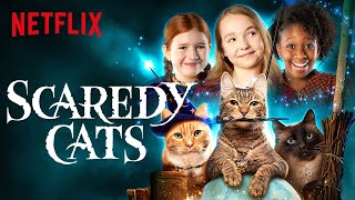 Scaredy Cats NEW Series Trailer Netflix Futures