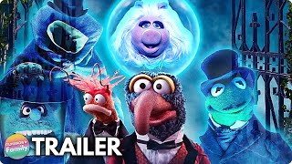 MUPPETS HAUNTED MANSION 2021 Official Trailer Muppets Halloween Special
