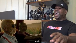 Dave Chappelle The Closer Netflix Special Main Promo feat Morgan Freeman Reaction