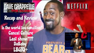 Netflixs Dave Chappelle The Closer REVIEW