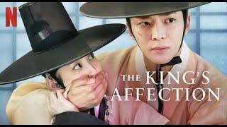 The Kings Affection TRAILER KDrama Romance 2021 RoWoon x Park EunBin