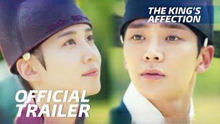 The Kings Affection 2021 Official Teaser 2 RowoonPark Eun Bin ENG SUB