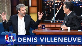 Dune Director Denis Villeneuve On His Brilliant Intelligent Star Timothe Chalamet