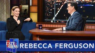 Rebecca Ferguson Was Sold When She Saw Director Denis Villeneuves Love For Dune