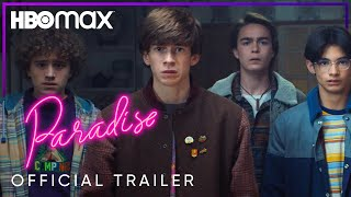 Paradise Official Trailer HBO Max