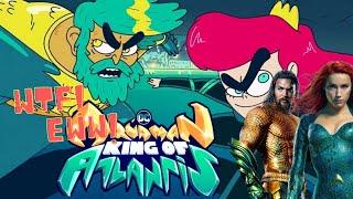 HBO Max Announces Aquaman King of Atlantis Thundercats Roar 20 GARBAGE