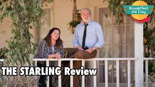 The Starling movie review Breakfast All Day