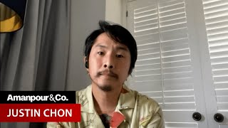 ActorDirector Justin Chon Talks Blue Bayou Racism in Hollywood Amanpour and Company