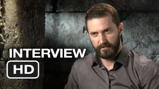 The Hobbit An Unexpected Journey  Richard Armitage Interview  Thorin 2012 HD