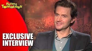The Hobbits Richard Armitage Reveals What Peter Jackson is REALLY Like  Interview 2013