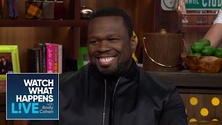 Rapper 50 Cent Discusses Vivica A Fox AssLicking  WWHL