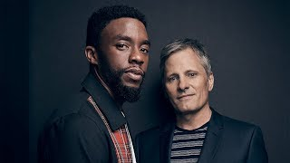 Chadwick Boseman  Viggo Mortensen  Actors on Actors  Full Conversation