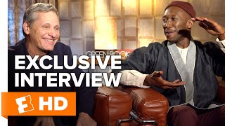 Mahershala Ali Roasts Viggo Mortensen for Eating Tons of Pizza in Meetings  Green Book Interview